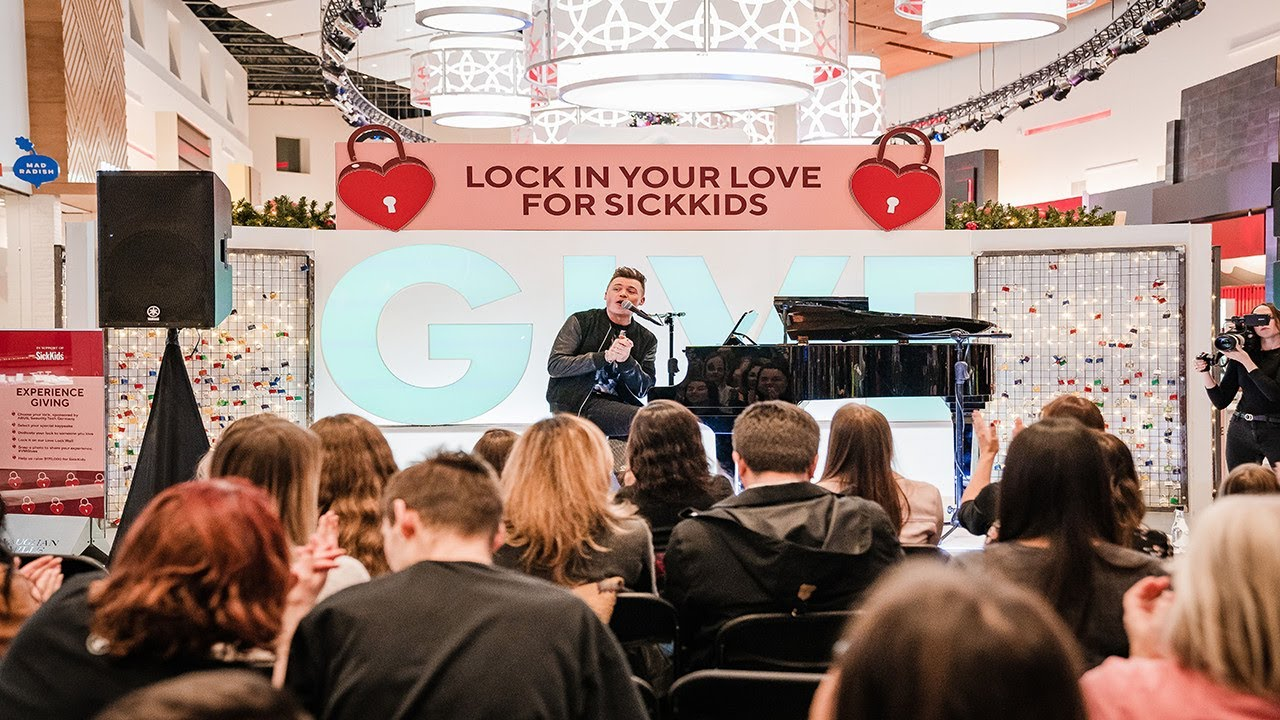 An Experience Giving Diary w/ Shawn Hook