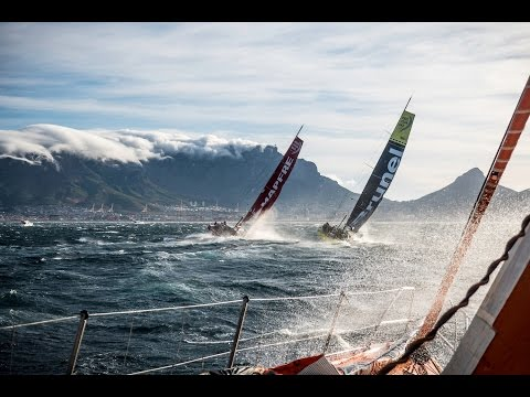 Leg 2 Start Replay   Volvo Ocean Race 2014-15