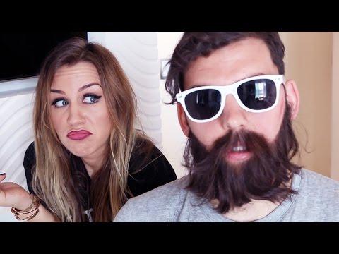 Pierre Croce piège Amixem avec sa barbe !?!
