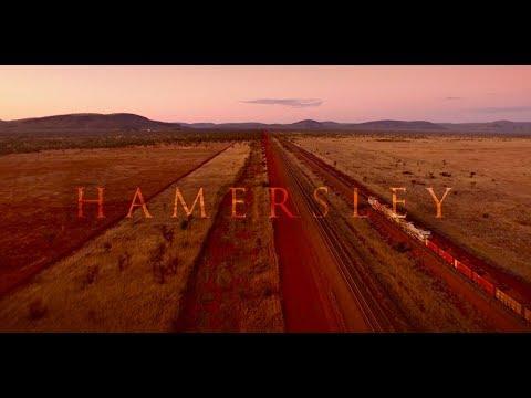 HAMERSLEY | a pilbara aerial film