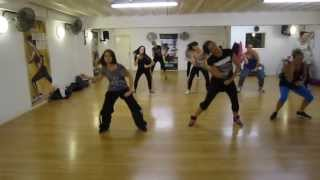 Aerofunk: Adult Street Dance for Fun & Fitness - Talk Dirty YouTube Videos