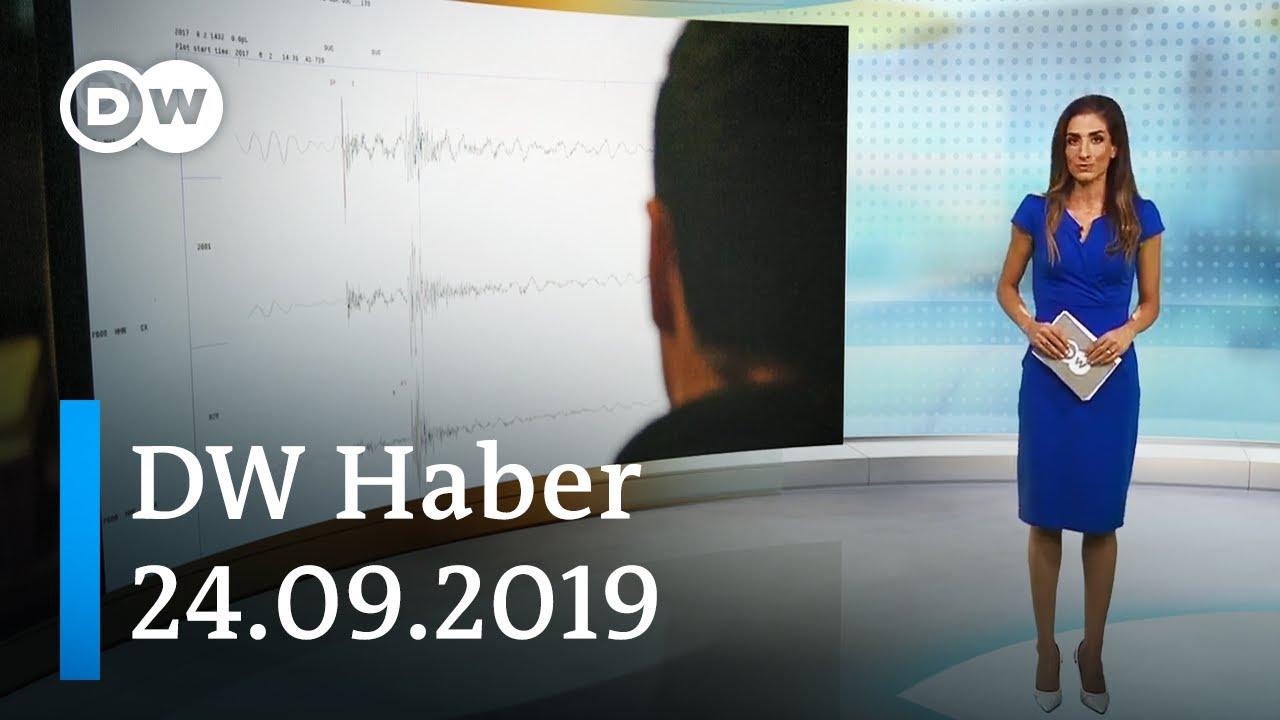 DW Haber: İstanbul olası büyük bir depreme hazır mı? (24.09.2019) - DW Türkçe