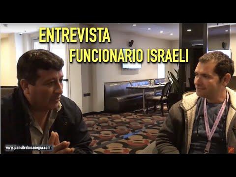 Funcionario De Israel Comenta Sobre Situación Política, Económica, Social Y Seguridad Pública