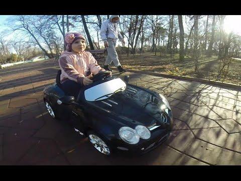Coche Electrico De Juguete Ninos Mercedes Slr Mclaren The Luxe Toys