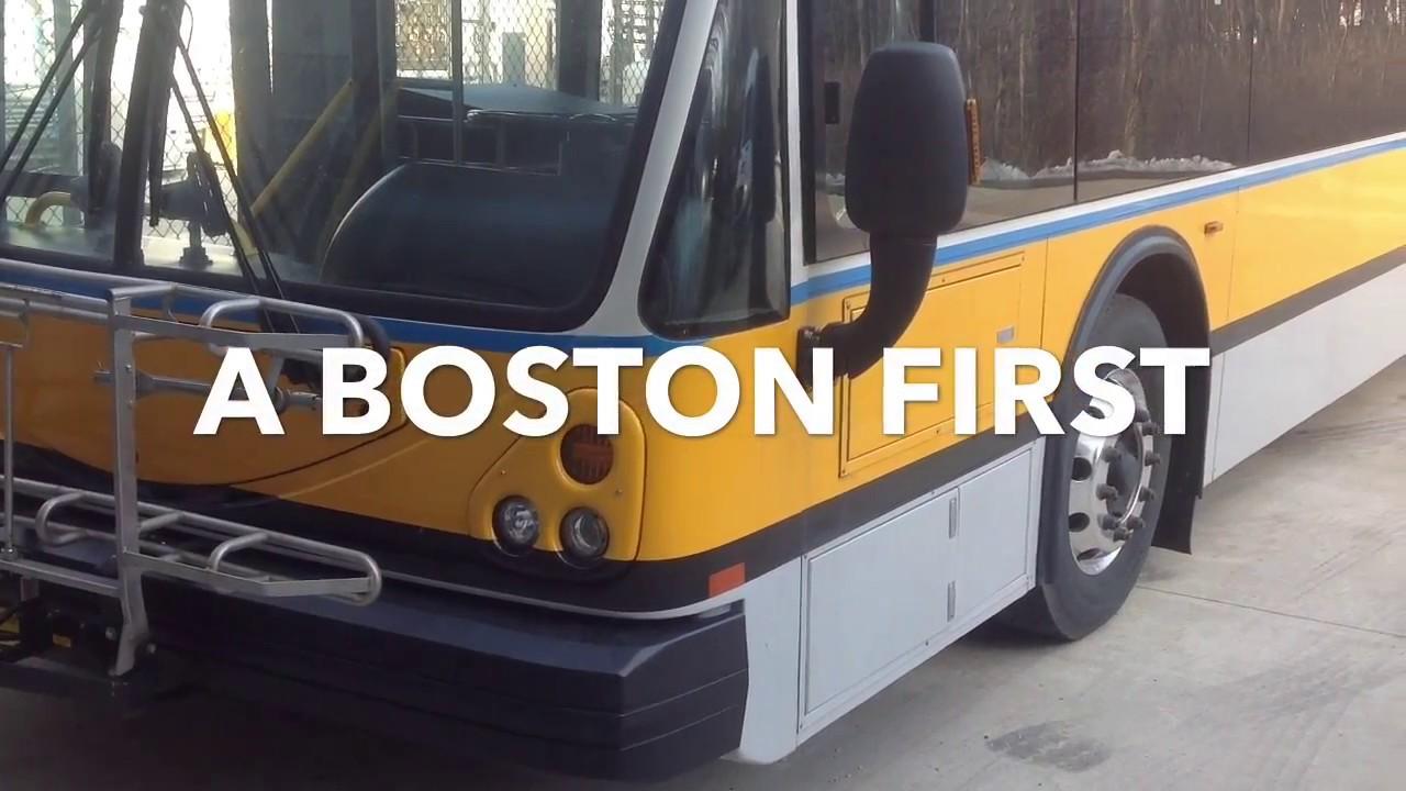 Van Hool electric bus could make commutes greener