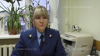 Екатерина Ермолина об избиении ребёнка в Балашовском районе