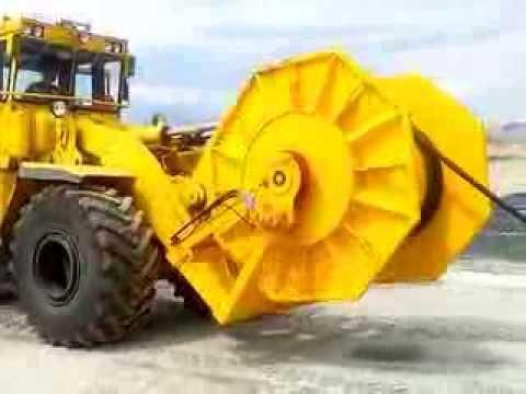 Оборудование для транспортировки, хранения и укладки кабеля ПЕК КП702-00 ч.1