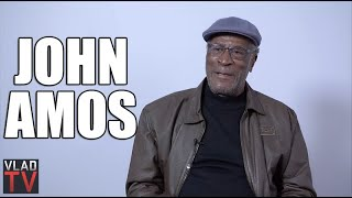 John Amos on How He Got the Role of James Evans on 'Good Times' (Part 3)