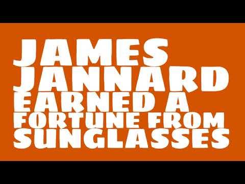 Where does James Jannard live?