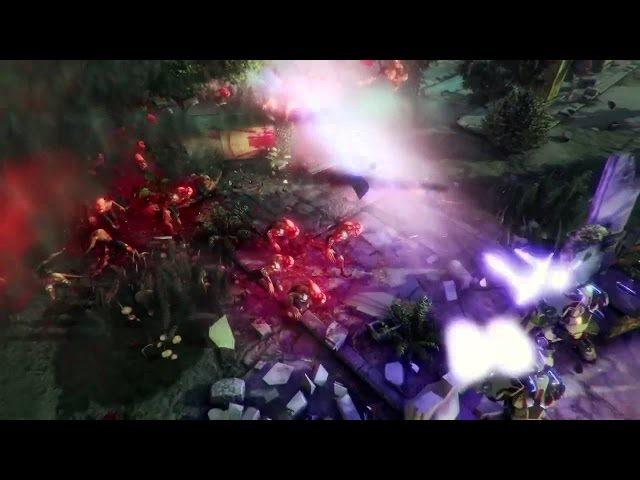 Alienation - Trailer de gameplay