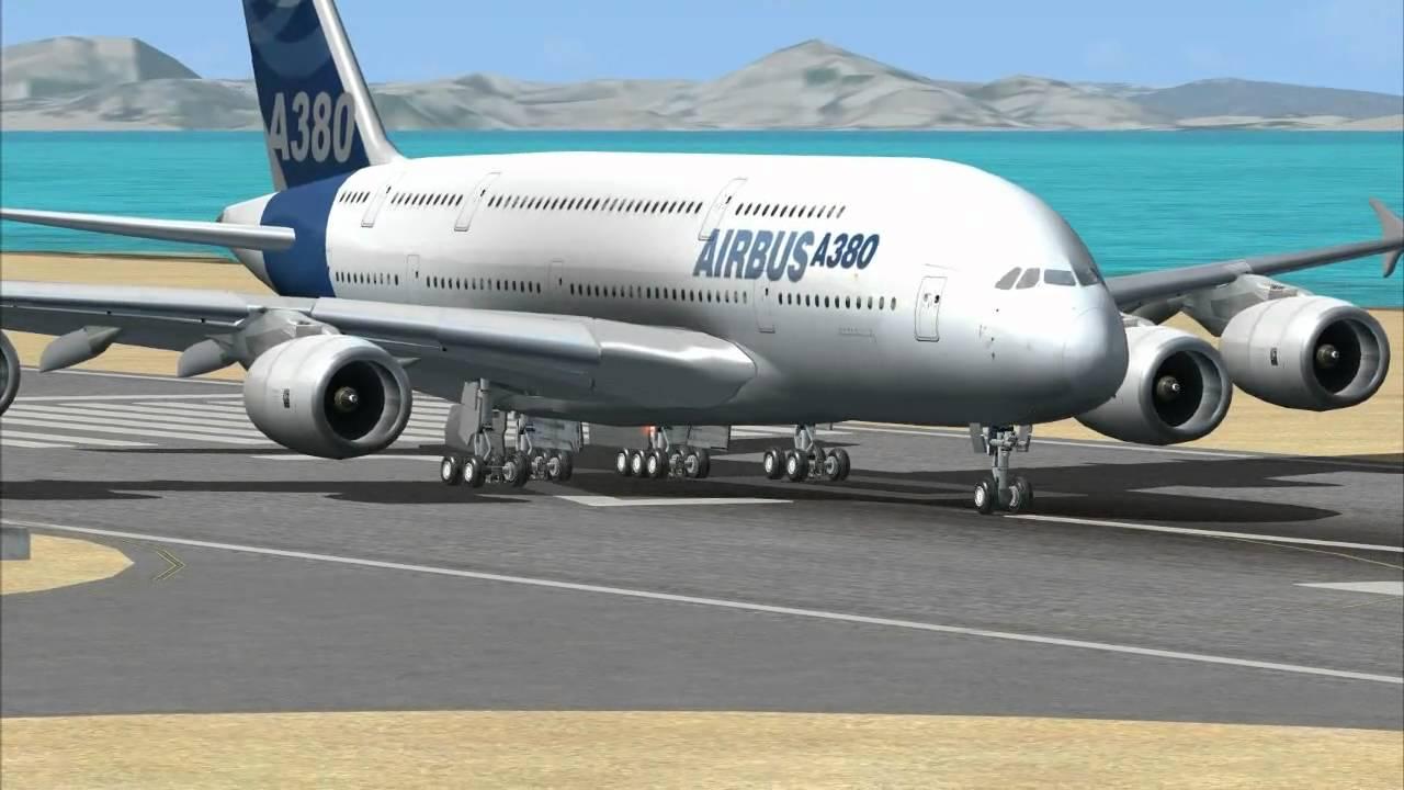 aerei per fsx demo