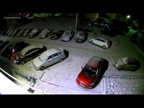 Поджог машины г.Ишимбай