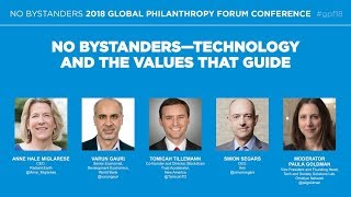 No Bystanders—Technology and the Values that Guide