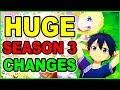 WHY HUGE Change for SAO SEASON 3? Sword Art Online Season 3 Teaser! Promo Starts in Japan!