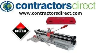 Rubi TX-N Professional Tile Cutter