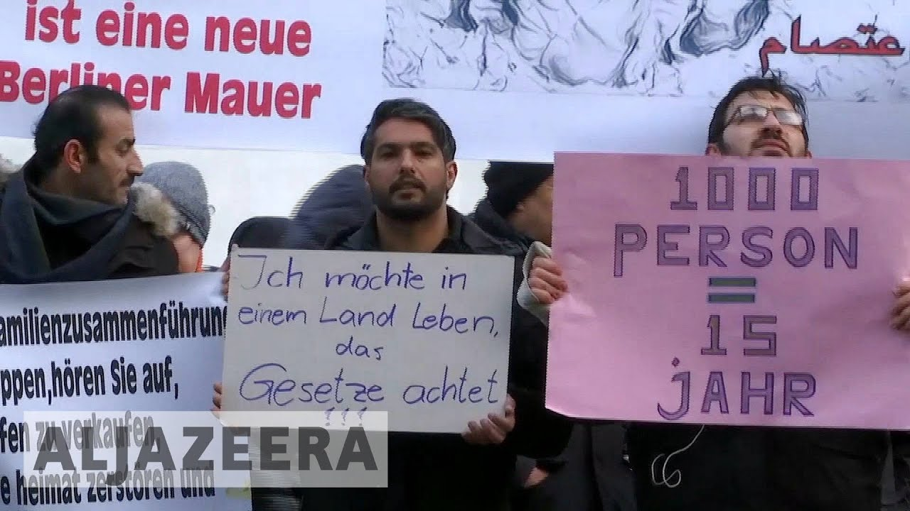 🇩🇪 Germany debates allowing refugees to bring relatives