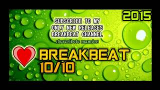DJ Fixx, Keith Mackenzie - Ginger (Original Mix) ■ Breakbeat 2015