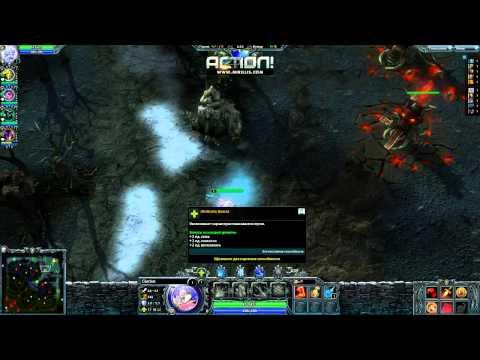 видео: обзор игры heroes of newerth.mp4