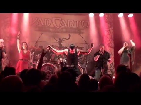 VAN CANTO - Time and time again (live 2016)