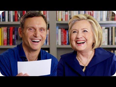 Hillary Clinton and Tony Goldwyn Play Broadway or Beltway