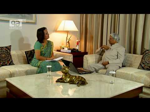 APJ Abdul Kalam's Interview with Ekattor Television