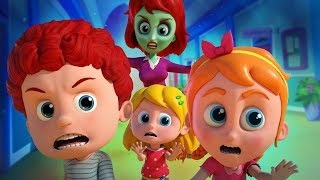 Run Schoolies Run   Kids Songs   Nursery Rhymes For Children   Schoolies Cartoons by Kids Channel