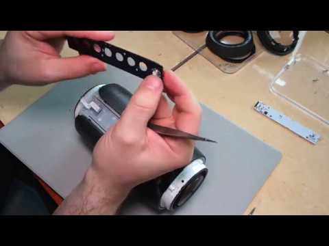 Speaker Jbl Pulse 2 Disassembly Charging Repair Youtube