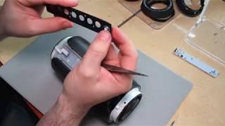 Speaker JBL Pulse 2 - Disassembly - Charging repair