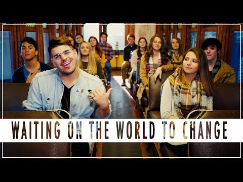 WAITING ON THE WORLD THE CHANGE - John Mayer (Forte A Cappella Cover feat. Matt Bloyd)