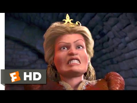 shrek-the-third-(2007)---princess-prisoners-scene-(7/10)-|-movieclips