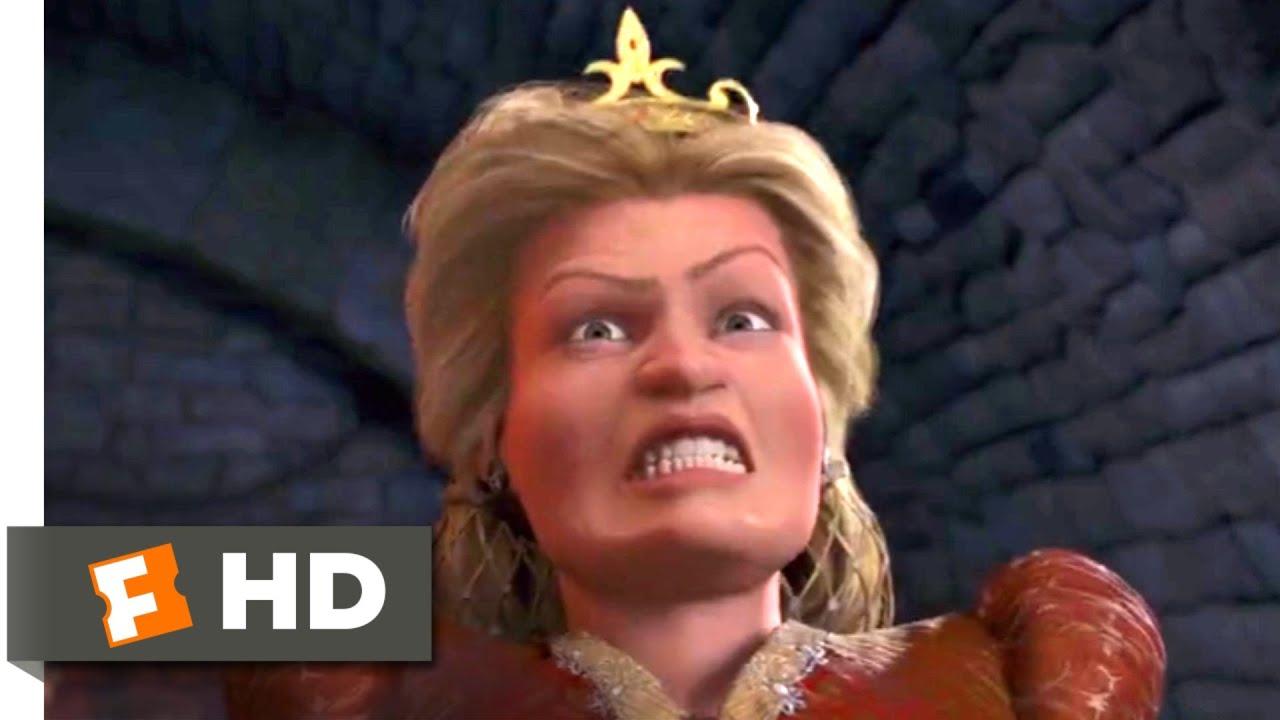 Download Shrek the Third (2007) - Princess Prisoners Scene (7/10) | Movieclips
