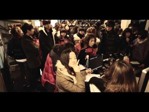 China Student's DEF DANCE SKOOL,DEF MUSIC ACADEMY Student Interview 데프댄스학원 데프실용음악학원 중국인 수강생 인터뷰