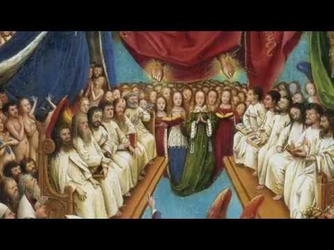 El juicio final, Jan Van Eyck