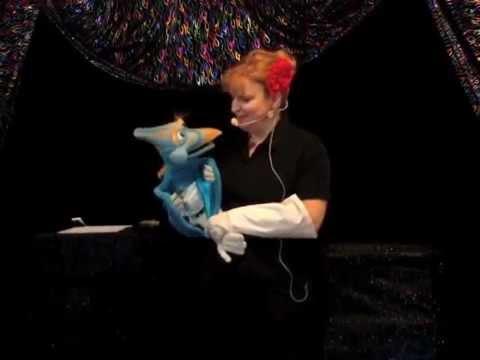 Philadelphia Pennsylvania Ventriloquist Abby Londons Dinosaur