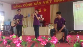 Câu lạc bộ Sáng Tạo - Đại học Trà Vinh 2016