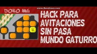 HACK DE HABITACIONES MUNDO GATURRO (DORO MG)