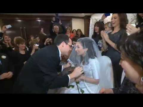 Modern Jewish Orthodox wedding @ BAYT