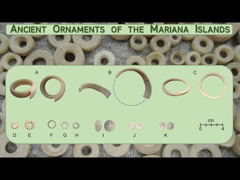Ancient Ornaments of the Mariana Islands - Archaeology Studio 064