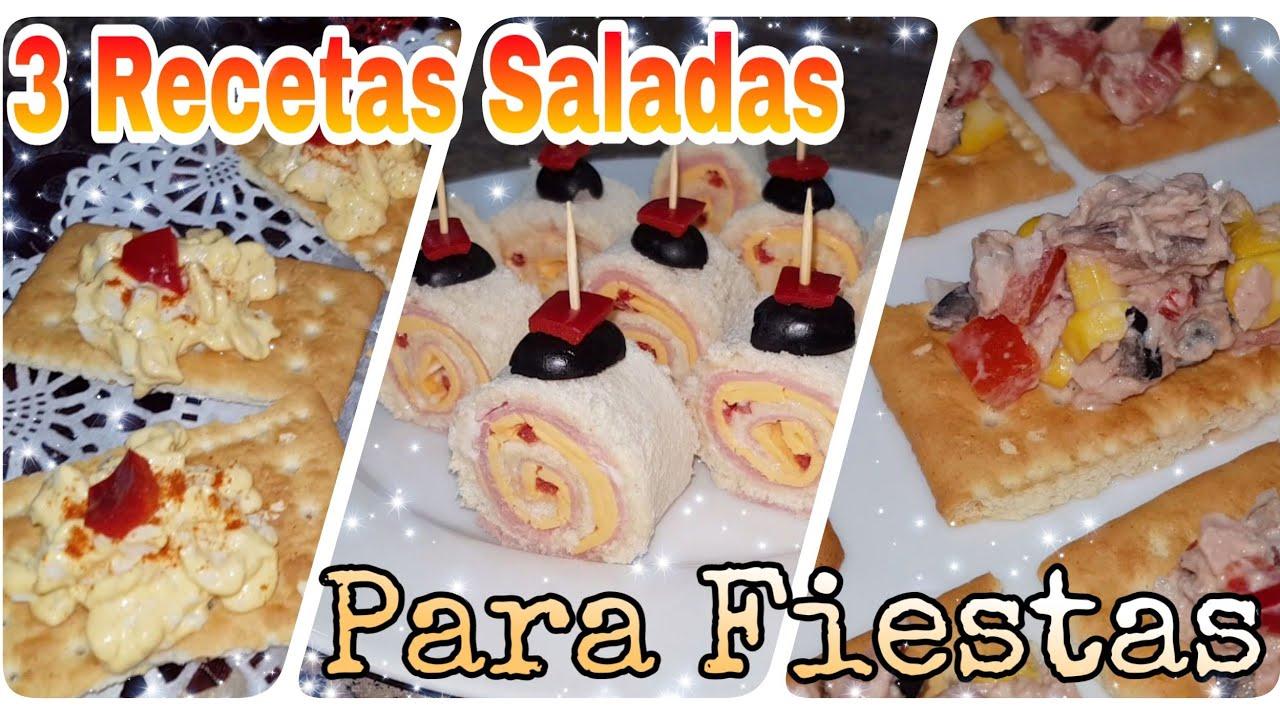 comidas dulces y saladas para cumpleaños infantiles