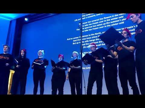 Nanoreality @ Worldcon 75 Opening Ceremonies