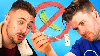 Irish People Try The World\'s Spiciest Foods