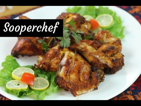 Easy Fried Chicken Recipe | How to make Fried Chicken Quickly by SooperChef