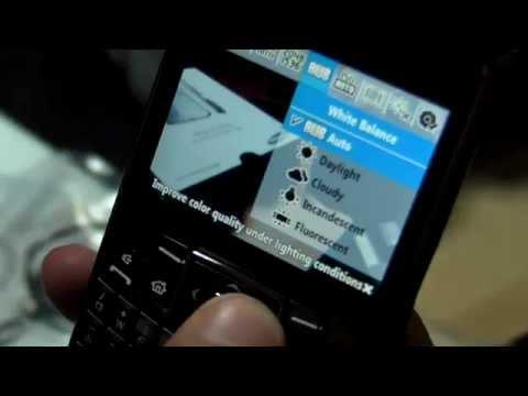 Samsung B7320 OmniaPRO Hands on HD - www.TelefonulTau.eu -