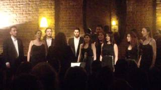 Vocal Inventions Ensemble - Ο Salutaris Hostia (By Gioachino Rossini) (14-4-2014)
