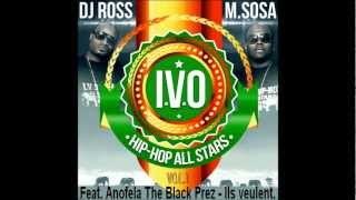 DJ ROSS & M.SOSA Feat. Anofela The Black Prez - Ils veulent [Audio]