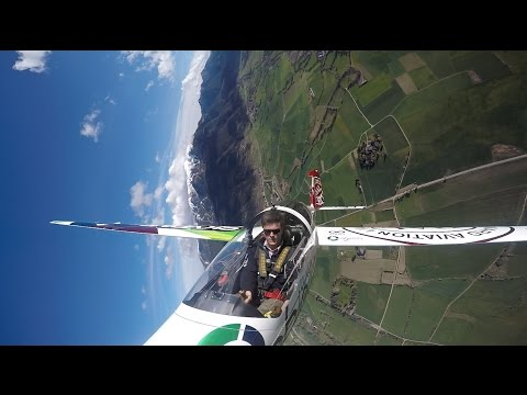 Unlimited & Advanced Glider Aerobatics by Ramon Dormans 2016