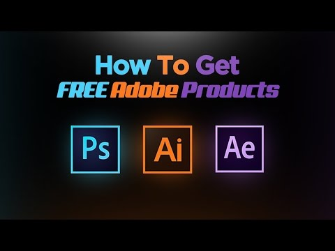 How To Buy Adobe Products Free