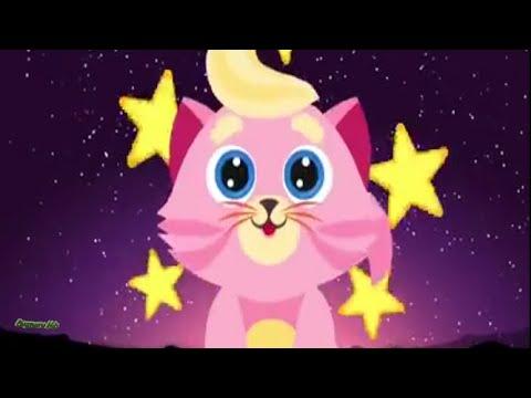 Розовый котенок, колыбельная песенка, детская песня, успокаивающая песенка
