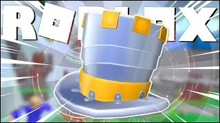 HOW TO WIN The HAT (Full Metal Tophat) AT ROBLOX | Free Code ROBLOX! 🎉