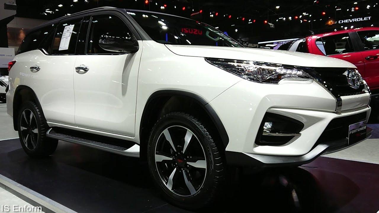 Toyota Fortuner 2.8 TRD Sportivo 4X4